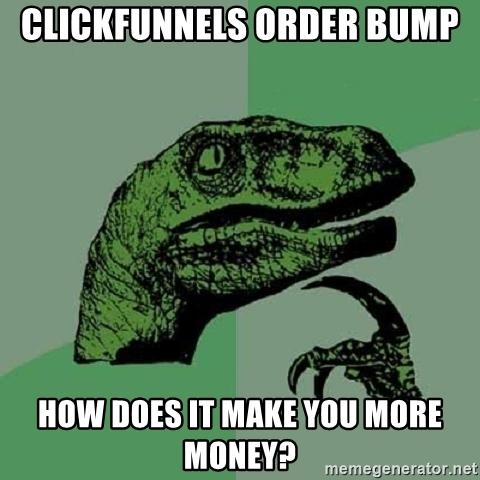 ClickFunnels Order Bump